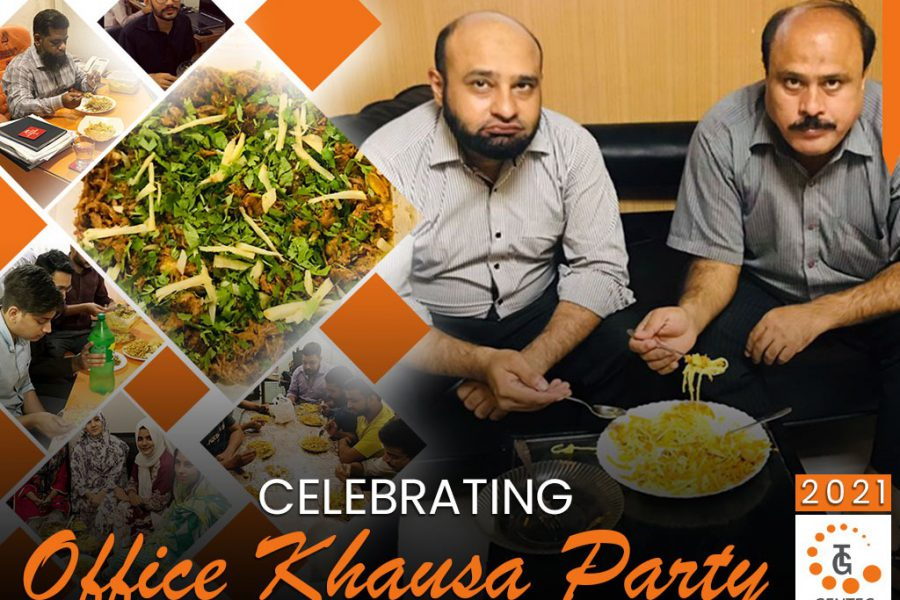 khusa party new